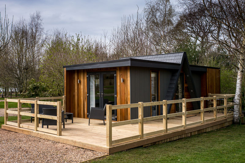 Chew Valley Lodges - No 2 Fairswood Sample Photo 1